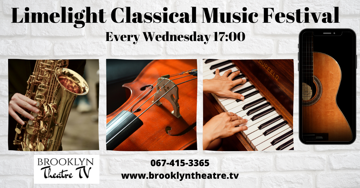 Limelight Classical Music Festival. Episode 1 Thumbnail Image
