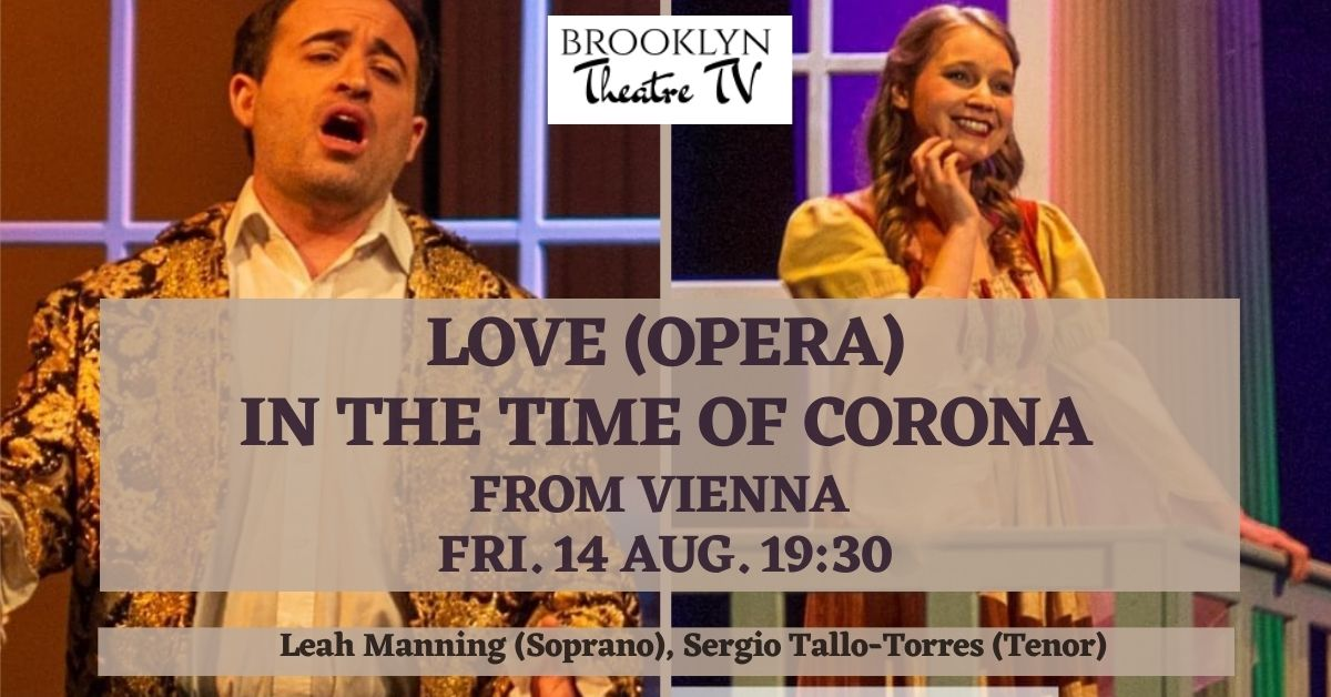 Love(Opera)  in the time of Corona from Vienna  Thumbnail Image
